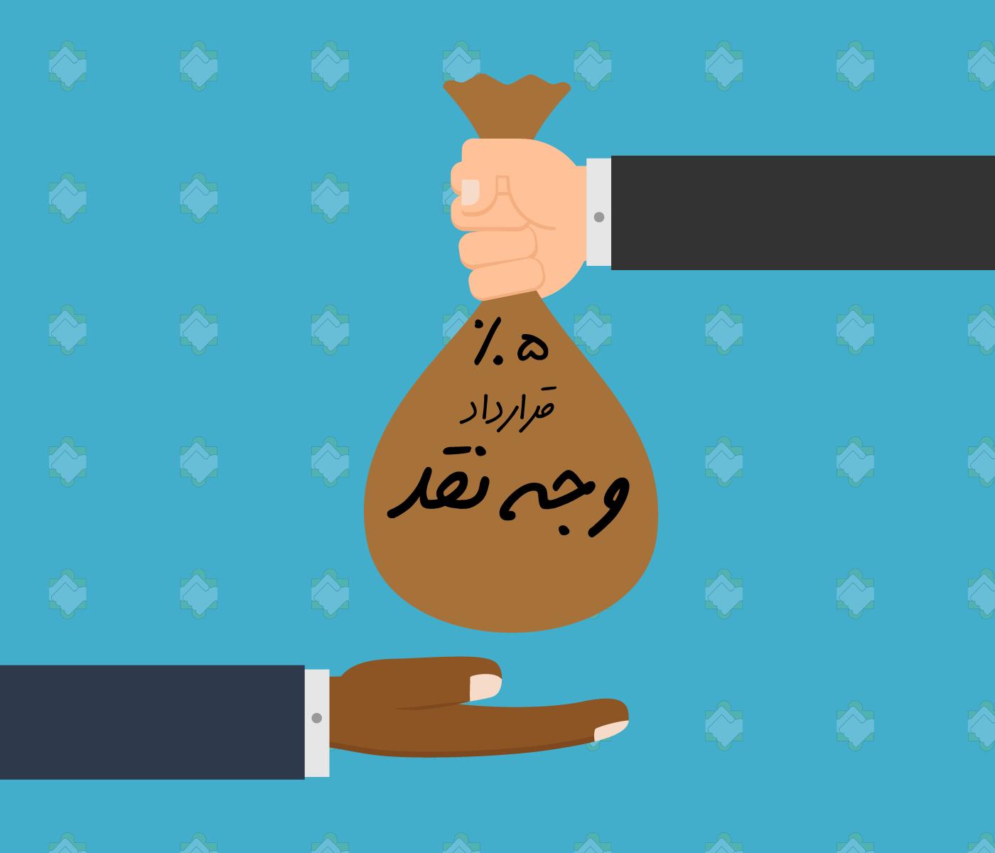 ضمانت نامه قرارداد نقدی